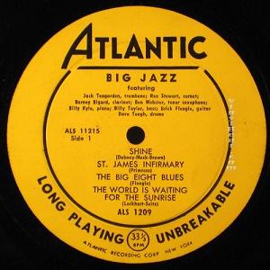 アトランティック・レコード40周年コンサート