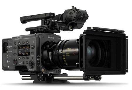 映画用カメラ